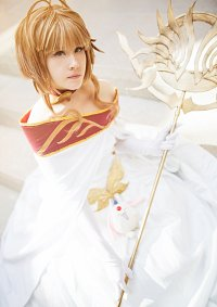 Cosplay-Cover: Sakura [Whitey Dress]