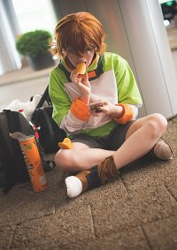 Cosplay-Cover: Katie Holt / Pidge Gunderson
