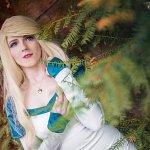 Cosplay: Prinzessin Odette