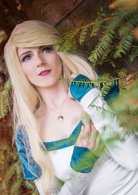 Cosplay-Cover: Prinzessin Odette