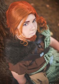 Cosplay-Cover: Merida (Male)