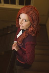 Cosplay-Cover: Claude Bourgeugnon (Minor Acts of Heroism)
