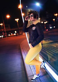 """Cosplay-Cover: Lena """"Tracer"""" Oxton [Street Snap]"""
