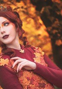 Cosplay-Cover: Autumn Queen
