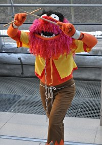 Cosplay-Cover: The Animal (Muppet Show)