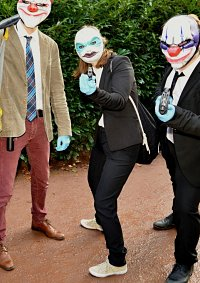 Cosplay-Cover: Clover [Payday 2]