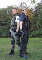 Cosplay-Cover: Chris Redfield - STARS