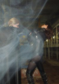 Cosplay-Cover: Albert Wesker Midnight Version RE 5