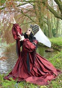 Cosplay-Cover: Mor-Rioghain - die große Königin