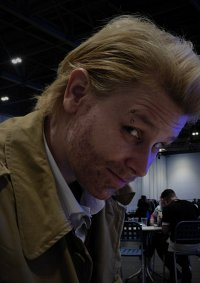 Cosplay-Cover: John Constantine