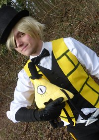 Cosplay-Cover: Bill Cipher [Human Version]