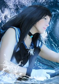 Cosplay-Cover: Sailor Sedna (alt)