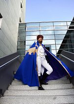 Cosplay-Cover: Kururugi Suzaku (Knight of Seven)