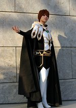 Cosplay-Cover: Kururugi Suzaku [Knight of Zero - Mutuality]