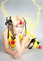 Cosplay-Cover: Ampharos [Gijinka]
