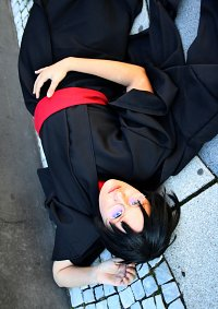 Cosplay-Cover: Watanuki Kimihiro [Black]