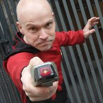 Cosplay: Captain Jean Luc Picard