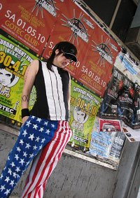 Cosplay-Cover: miyavi- - Universal Comment 2005