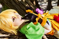 Cosplay-Cover: Flowey (Hope Buiscuit Design)