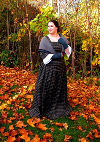 Cosplay-Cover: Claire Beauchamp Randall Fraser ~Highland Dress~ (