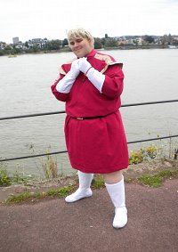 Cosplay-Cover: Zapp Brannigan (Futurama)