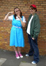 Cosplay-Cover: T.J. Detweiler