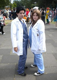 Cosplay-Cover: Meredith Grey