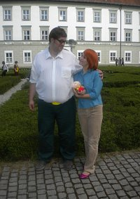 Cosplay-Cover: Peter Griffin (Family Guy)