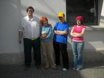 Cosplay-Cover: Chris Griffin (Family Guy)