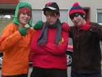 Cosplay-Cover: Eric Cartman - AIDS-Outfit (S12E01)