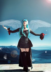 Cosplay-Cover: Jibril [Cover Bd.15]