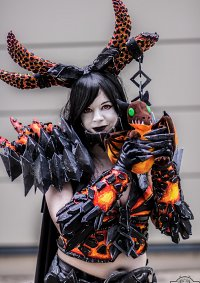 Cosplay-Cover: Lady Deathwing