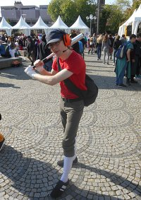 Cosplay-Cover: Scout
