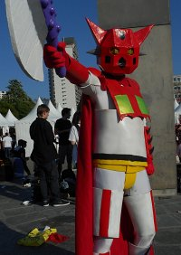 Cosplay-Cover: Getter-1
