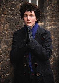 Cosplay-Cover: Sherlock Holmes [BBC]
