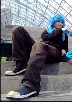 Cosplay-Cover: Aoba/Sly Blue - Morphine version