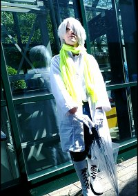 Cosplay-Cover: Clear
