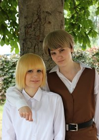 Cosplay-Cover: Jean Kirschstein [Casual-Brown Shirt]