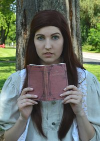 Cosplay-Cover: Sarah Williams (Reise ins Labyrinth)
