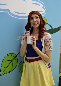 Cosplay-Cover: Penny (Dr. Horribles sing along blog)