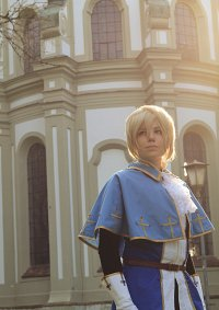 Cosplay-Cover: Tettere [Blue]