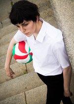 Cosplay-Cover: Sawamura Daichi [Summer School Uniform]