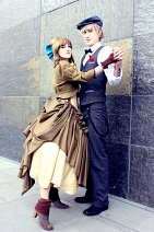 Cosplay-Cover: Strolch