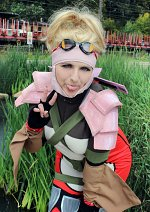 Cosplay-Cover: Rikku (Al Bhed Outfit)