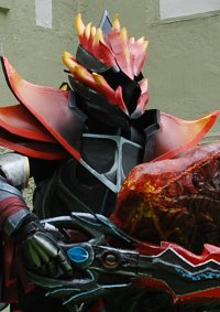 Cosplay-Cover: Dragon Knight
