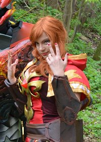 Cosplay-Cover: Lina
