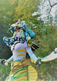 Cosplay-Cover: Naga Siren (Empress of the Sea)