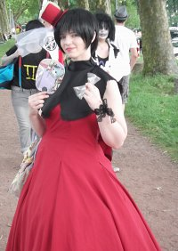 Cosplay-Cover: Red Princess [Egomama]