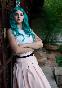 Cosplay-Cover: Michiru Kaioh - Casual Outfit (Eigenkreation)