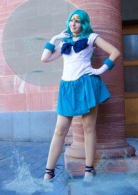 Cosplay-Cover: Sailor Neptun (Crystal)